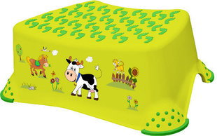 Laste astepink PRIMA BABY Funny Farm 8724-274, roheline