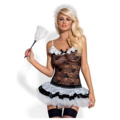Seksikas teenija kostüüm S/M, Obsessive