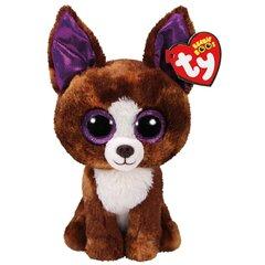 Плюшевая игрушка TY Beanie Boos DEXTER - щенок чихуахуа, 15 см, 36878