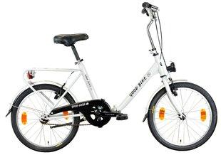 "Kokkupandav jalgratas Good Bike Genny 20"", valge"
