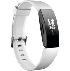 Fitbit Inspire Fitness Tracker, White/Black цена и информация | Фитнес-браслеты | kaup24.ee