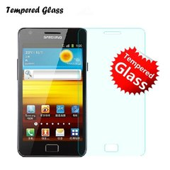 Tempered Glass Extreeme Shock Защитная пленка-стекло Samsung i9100 Galaxy S2 (EU Blister)