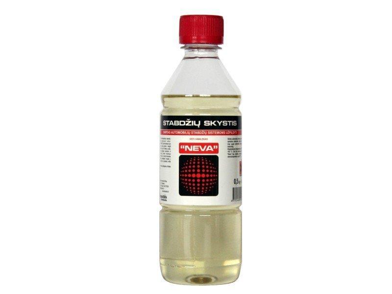 """Тормозная жидкость """"Нева"""" 0,5 кг"""