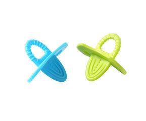 Игрушка для прорезывания зубов BabyOno 1009, 2 шт.