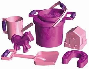 Комплект игрушек для песочницы Pony, 7 шт, 26 см
