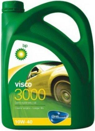 BP VISCO 3000 10W40 mootoriõli 5l