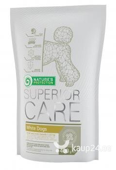 NATURE'S PROTECTION SUPERIOR CARE WHITE DOGS SMALL AND MINI BREEDS