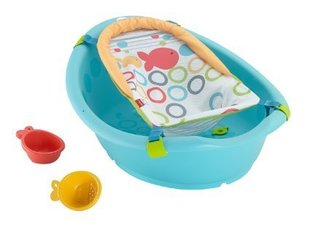 Vann Fisher-Price Rinse 'N Grow, reguleeritav