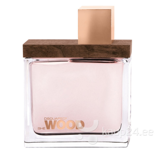 Parfüümvesi Dsquared² She Wood EDP naistele 50 ml