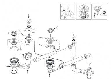Ventiil Franke 651, MOX 651, MOX 660, EFX 651-78, d 3''1/2