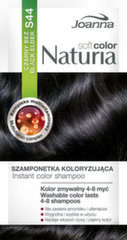 Tooniv šampoon Joanna Naturia Soft Color 35 g, S44 Black Elder hind ja info | Tooniv šampoon Joanna Naturia Soft Color 35 g, S44 Black Elder | kaup24.ee