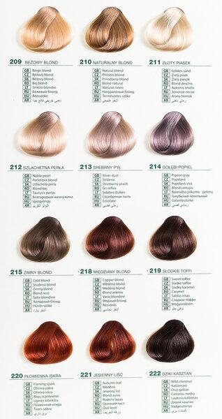 Juuksevärv Joanna Naturia Color, 237 Külm pruun hind
