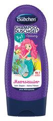 Šampoon, juuksepalsam ja dušigeel lastele Bubchen Ulakas pöialpoiss 3in1 230 ml hind ja info | Laste ja ema kosmeetika | kaup24.ee