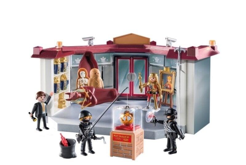 Muuseumi rööv 9451 PLAYMOBIL® City Action hind