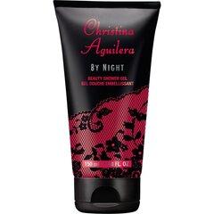 Dušo želė Christina Aguilera Christina Aguilera by Night moterims 150 ml hind ja info | Lõhnastatud kosmeetika naistele | kaup24.ee