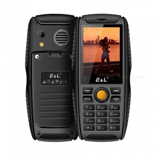 E&L S200, Черный