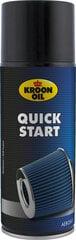 Mootori käivitusabi KROON-OIL Quick Start 400 ml hind ja info | Mootori käivitusabi KROON-OIL Quick Start 400 ml | kaup24.ee