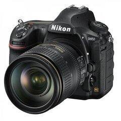 Nikon D850 24-120mm f/4 VR