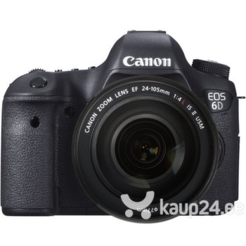Canon EOS 6D EF 24-105mm f/4L IS II USM