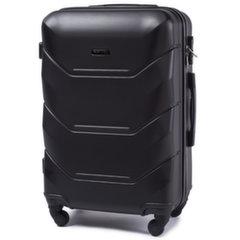 Keskmine kohver Wings Peacock M, must hind ja info | Kohvrid, reisikotid | kaup24.ee