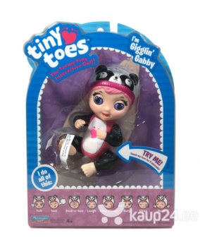 Interaktiivne nukk Tiny Toes Gabby-Panda, 56081