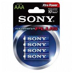 Patareid Sony, 4 tk