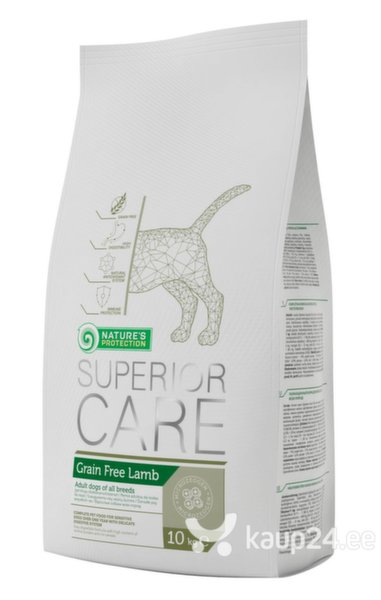 Nature's Protection Superior Care Grain Free Lamb с мясом ягненка, 10кг