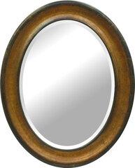 Peegel Carpi, 99x79 cm, kuldne/pruun värv