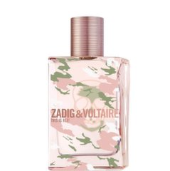 Parfüümvesi naistele Zadig & Voltaire This Is Her! No Rules EDP 50 ml
