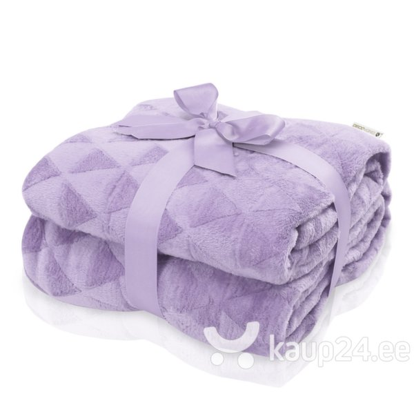 Mikrokiust pleed Decoking Clyde Lilac, 170x210 cm hind