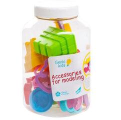Tarvikute komplekt modelleerimismassile ja kineetilisele liivale Genio kids hind ja info | Arendavad mänguasjad 3+ | kaup24.ee