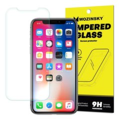 Kaitseklaas Wozinsky telefonile LG G7 ThinQ, läbipaistev