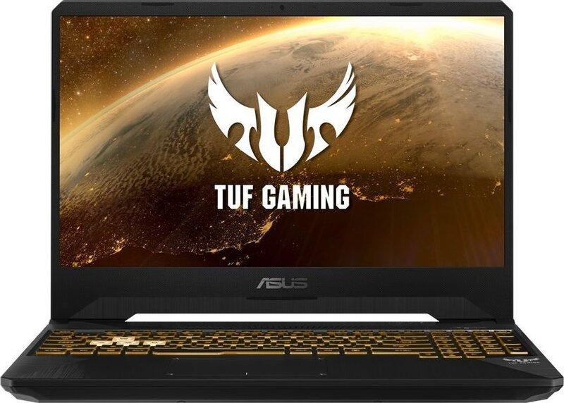 Asus TUF Gaming FX505DY-AL016 8 GB RAM/ 512 GB M.2 PCIe/ 1TB HDD/ Windows 10 Pro tagasiside