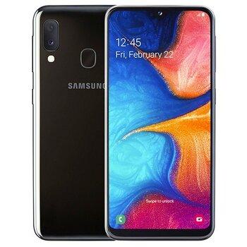 Samsung Galaxy A20e, 32 GB, Dual SIM, Must