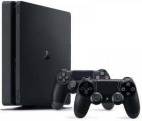 Sony PlayStation 4 (PS4) Slim, 500 GB + 2 juhtpult
