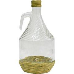 Стеклянная бутылка Dama, 1 л цена и информация | Посуда и принадлежности для консервирования | kaup24.ee