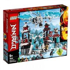 70678 LEGO® NINJAGO® Hüljatud keisri loss