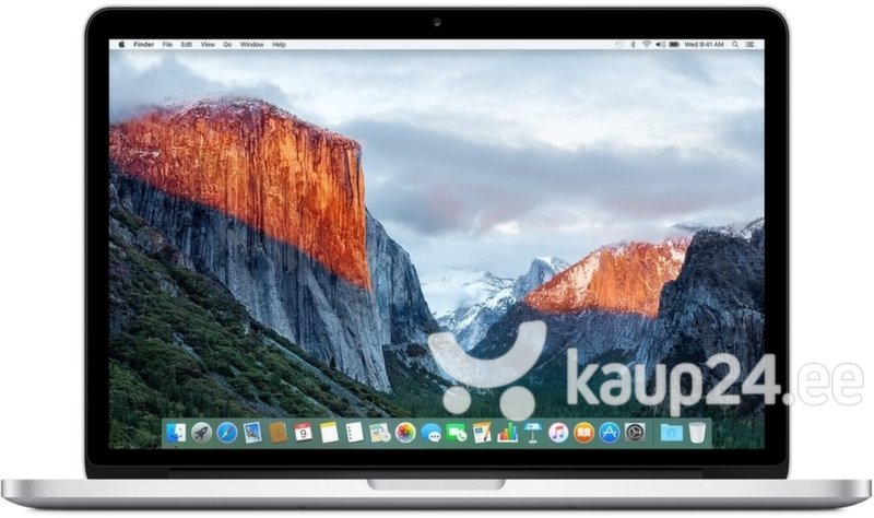 Ноутбук Apple MacBook Pro 15 Retina (MJLQ2KS/A) SWEDISH