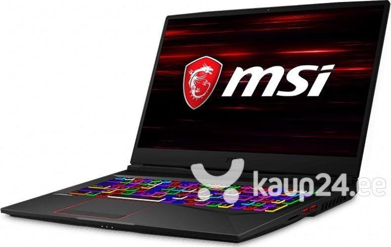 MSI GE75 Raider 8RE-065XPL 16 GB RAM/ 256 GB SSD/