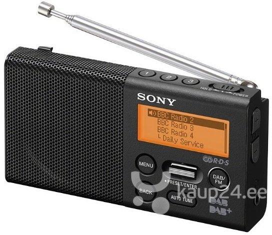 Raadio Sony XDR-P1DBP