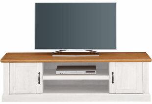 TV laud Marika, helepruun/valge