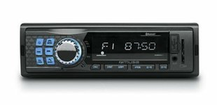Muse Car radio MP3 player with Bluetooth, USB/SD, 40 W