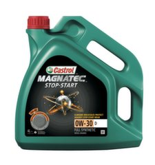 Castrol Magnatec Stop-Start 0W-30 D моторное масло, 4 Л цена и информация   Моторные масла   kaup24.ee