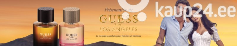 Tualettvesi Guess 1981 Los Angeles EDT meeste 100 ml