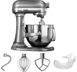 Mikser KitchenAid 5KSM7580XEMS, hall