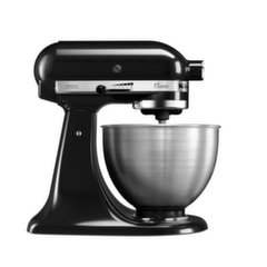 Mikser KitchenAid 5K45SSEOB, Must