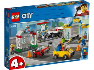 60232 LEGO® City Town Garage Center