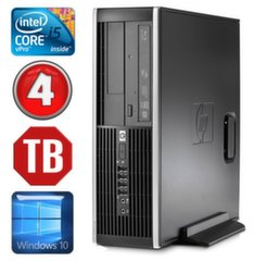 HP 8100 Elite SFF i5-650 4GB 1TB DVD WIN10