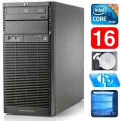 HP ProLiant ML110 G6 i3-550 16GB 250GB DVD WIN10