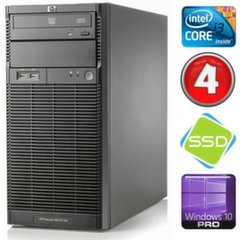 HP ProLiant ML110 G6 i3-550 4GB 120SSD DVD WIN10Pro
